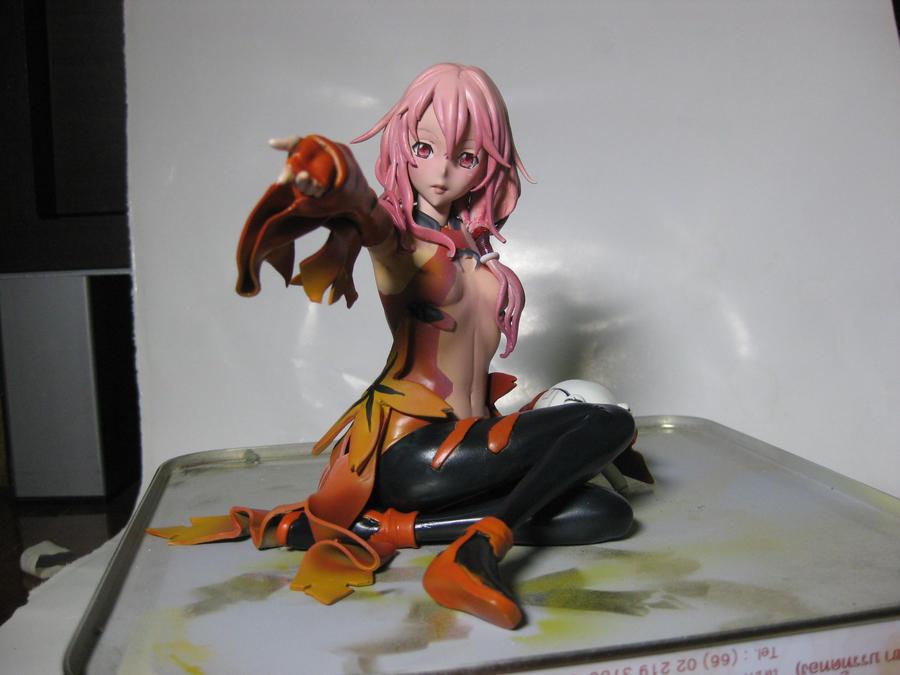 inori Figure by Keng1308