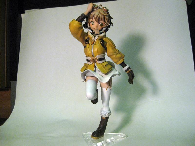last exile Fam fan fan figure2 by Keng1308