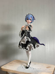 Rem From Re:zero by Keng1308