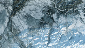 Glacier Ice Aerial View 151288 1600x900