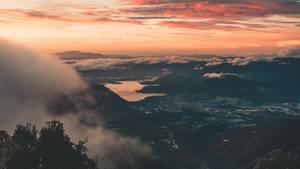 Landscape Aerial View Dusk 150126 1600x900