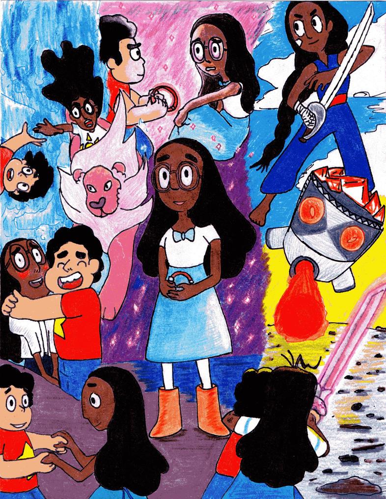Connie Maheswaran's Magical Destiny! by Marx-Wraith7