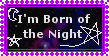 Born of the Night stamp by MoonSweetMisfit