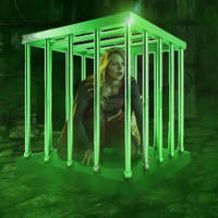 Supergirl Caged by Tormentor-X