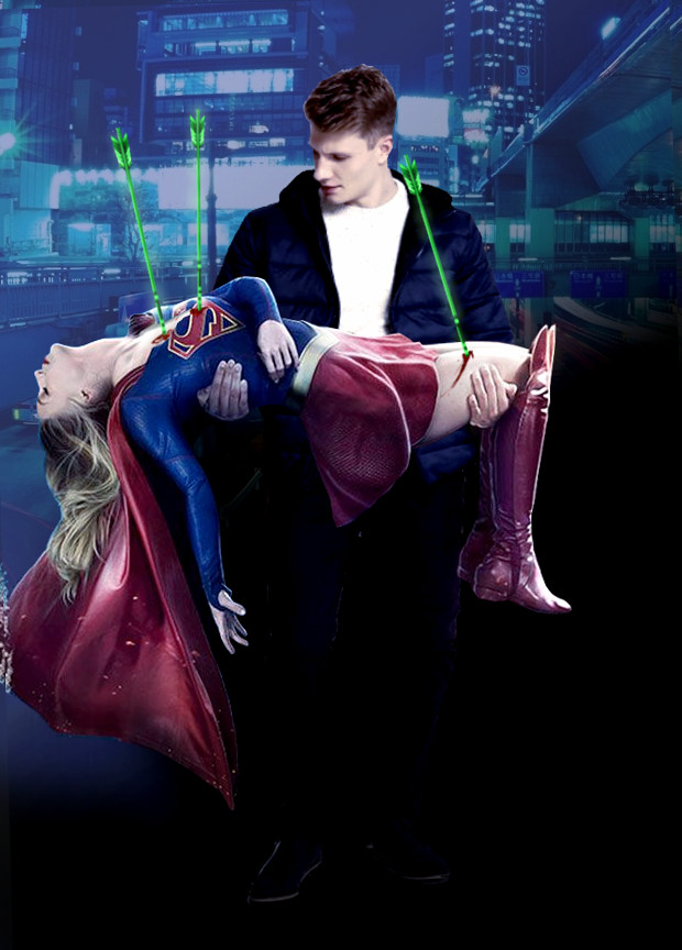 Supergirl Bondage