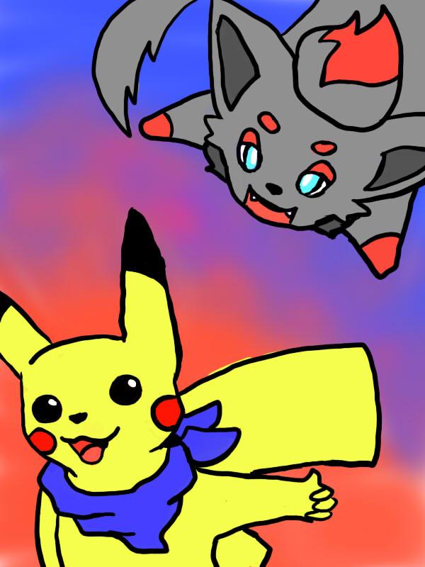 how to get zorua in pokemon white without celebi