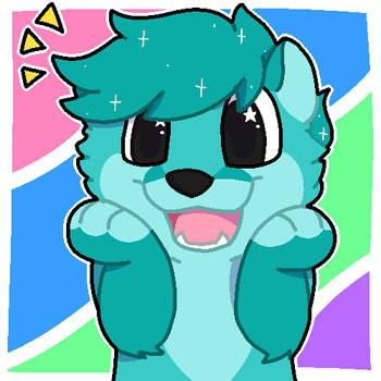 *unintelligible otter noises* by sparkling-otter