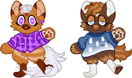 Fall Drink Furby Adopts [OPEN]