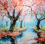 Nature and Scenery Paintings