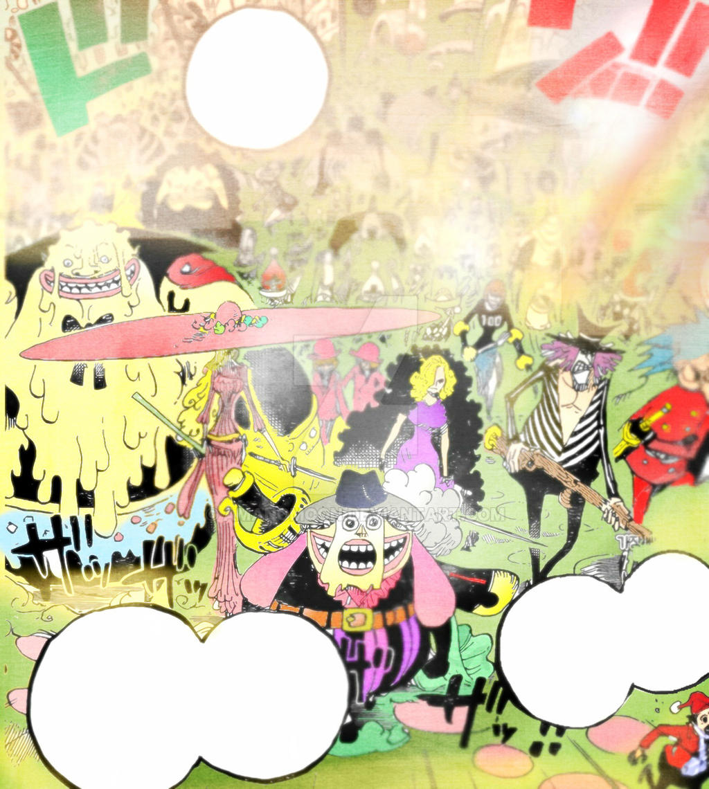 Chatter For Theories On One Piece: One Piece Chapter 845 + Army Of Anger Big Mom ! By