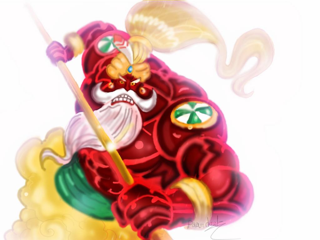 One Piece Chapter 864+ Germa 66 Daifuku Maji Maji by ...