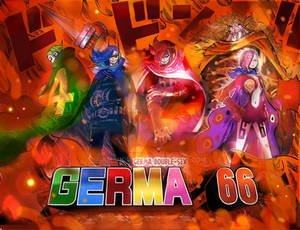 One Piece Chapter 869 GERMA 66 VINSMOKE FAMILY !
