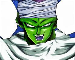 Dragon Ball Super Goku Piccolo  Chapter 31 Colors