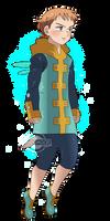 Nanatsu no Taizai The Seven Deadly Sins 258 king