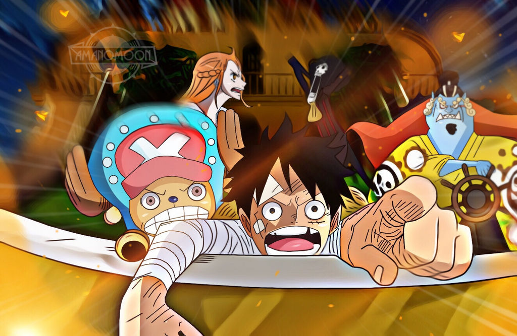 One Piece Chapter 900 Sunny Go explosed Ending Mug by Amanomoon on