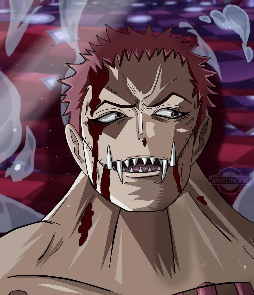 One Piece Chapter 902 Katakuri Smile Colors Anime by Amanomoon on DeviantArt