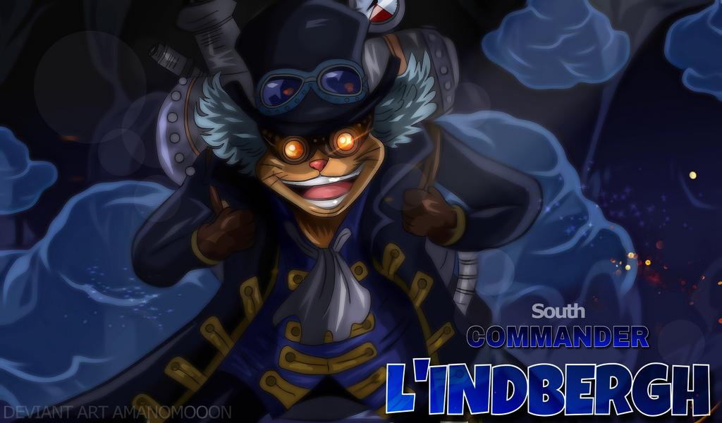 One Piece 904 Revolutionary Army Sabo Lindbergh by Amanomoon