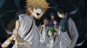 The Promised Neverland 102 TimeSkip Colors Anime