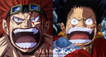 One Piece Chapter 926 Luffy Kid Prison Mine Wano
