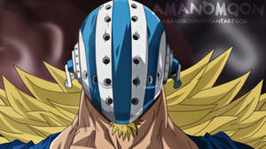 One Piece Chapter 944 Killer Real Face Mask Wano by Amanomoon
