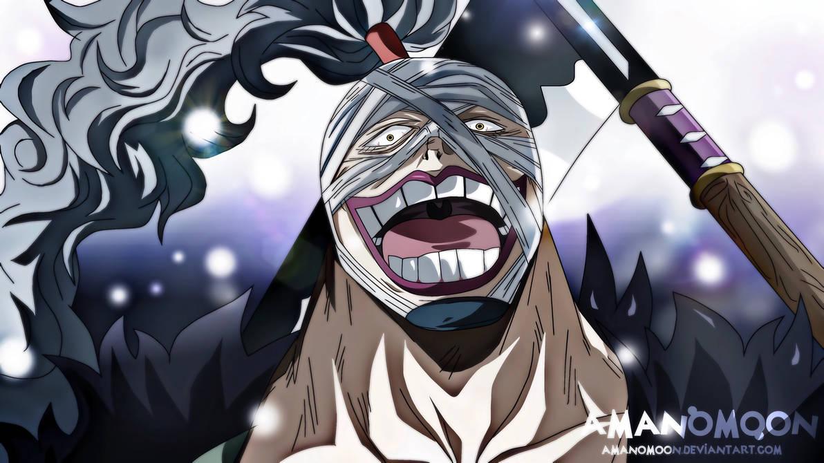 One Piece Chapter 944 Kamazou The Manslayer Killer by Amanomoon on DeviantArt