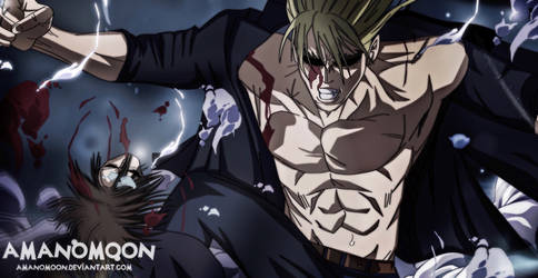 Sun Ken Rock Boichi Ken Kitano Manga Colored Anime by Amanomoon