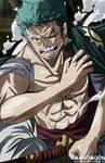 One Piece Chapter 941 Zoro Jiro Hiyori Wano Kuni
