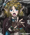 Zelda Breath of the Wild 2 Princess Zelda Fanart