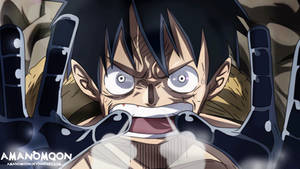 One Piece Chapter 946 Luffy Come at me Yonko Haki