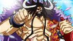 One Piece Fanart Kaido vs Luffy Wano Kuni Anime by Amanomoon