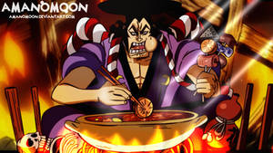 One Piece Chapter 960 Oden Kozuki Eat Dead Wano
