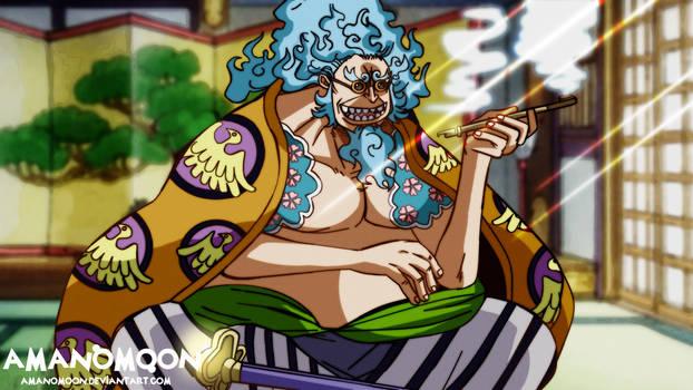 One Piece Chapter 960 Hyogoro Denjiro Past Wano