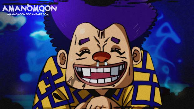 One Piece Chapter 961 New servant Orochi Kurozomi