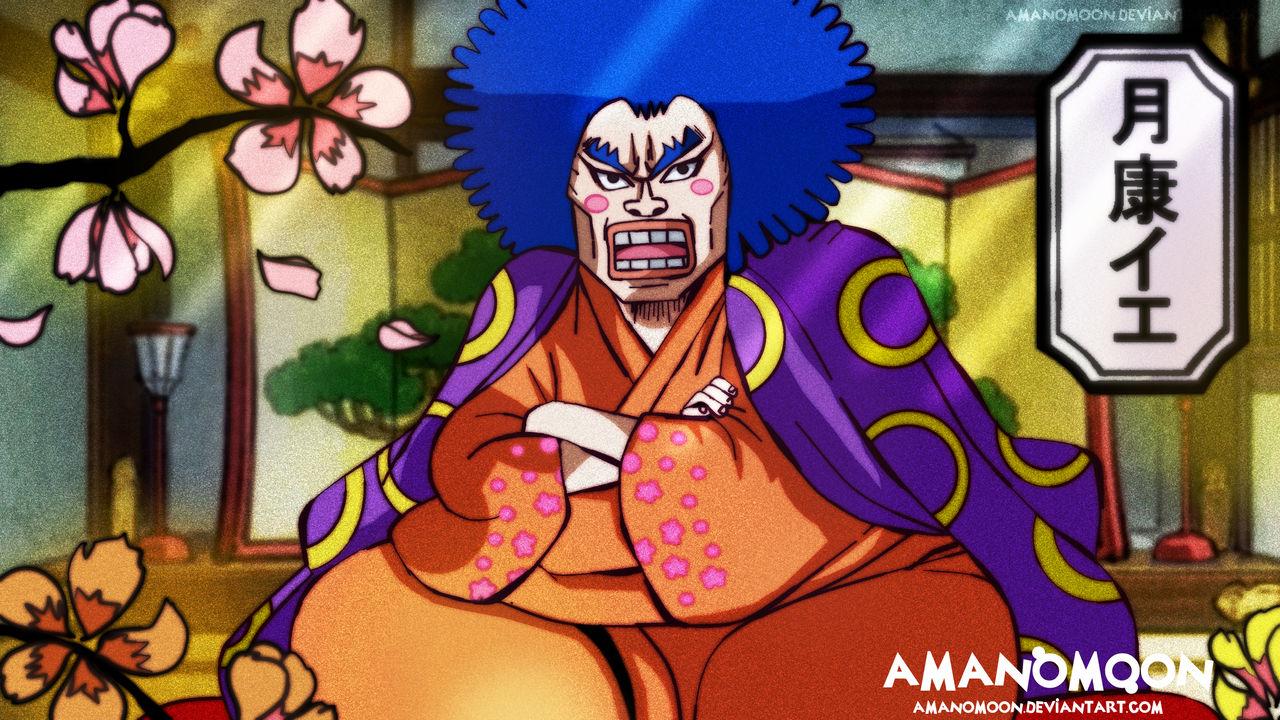 One Piece: l'incidente della divinità della montagna (Analisi capitolo 961)