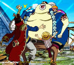 One Piece Chapter 967 Gold Roger Water 7 Tom San