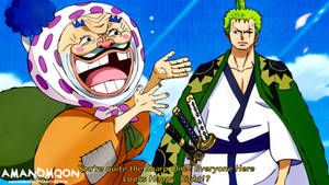One Piece Chapter 930 Zoro Jurou and Yasuie Anime