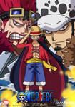One Piece Volume Tome 97 Wano Colors Anime Style