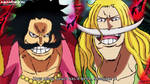 One Piece Chapter Gol d Roger vs Whitebeard Anime by Amanomoon