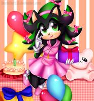 comn: Happy Birthday : by DayinDark15