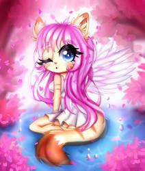 C.E: Little Tails by DayinDark15