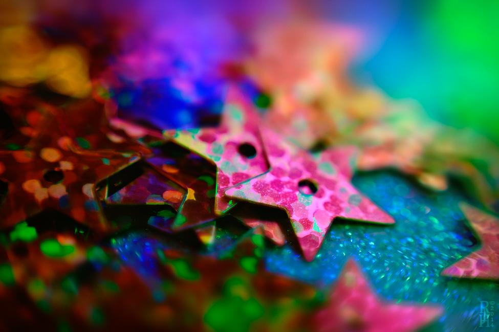 Rainbow Stars by nouvellecreation