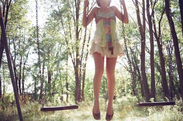 Swing Summer Away by Myr