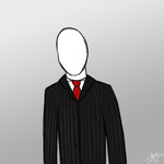 Heeeeere's Slenderman by JustAutumn