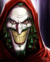 Joker by martinorona