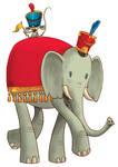 Circo - Elefante