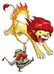 Circo - Leon y domador