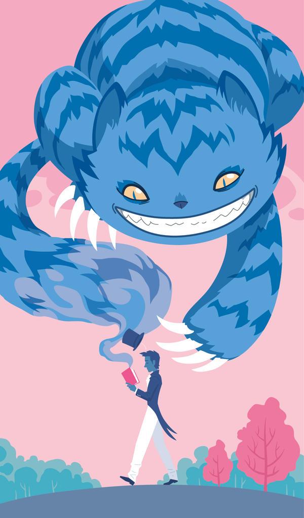 Cheshire Cat by martinorona
