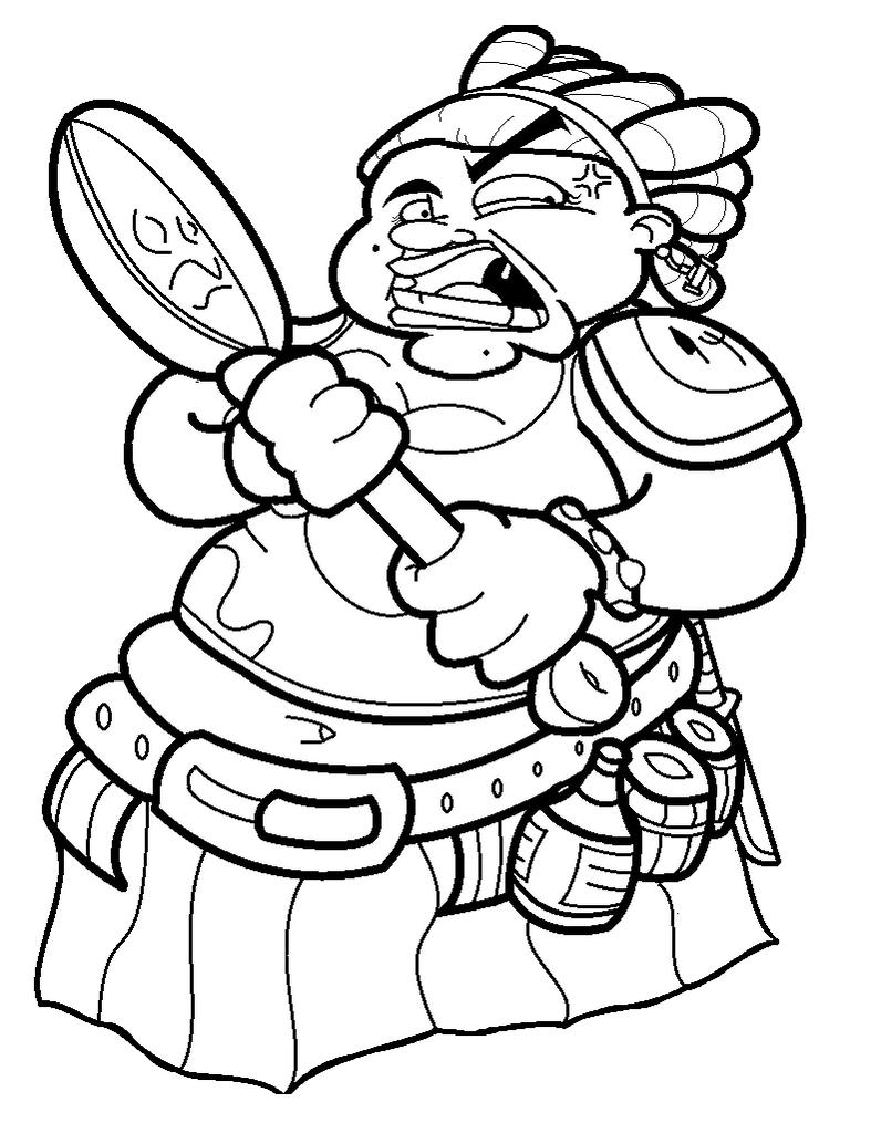 Helga by mahamanek