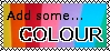 Add some colour by Kezel-stamps