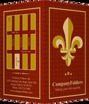 Free Fleur-de-lis Hotel Key Card Holder Design